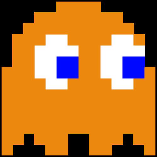Clyde Orange Ghost