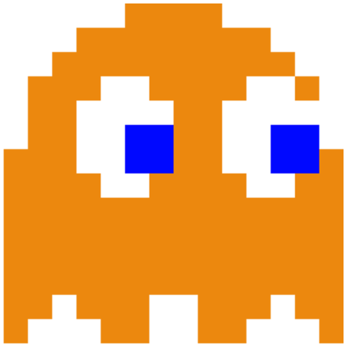 Clyde Orange Ghost