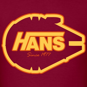 Star Wars Han Solo Since 1977 T-Shirts - Men's T-Shirt
