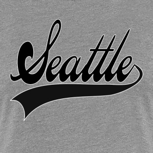 seattle Women's T-Shirts - Women's Premium T-Shirt