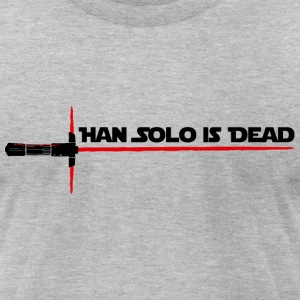 Spoiler Alert! by Rocktane Clothing T-Shirts - Men's T-Shirt by American Apparel