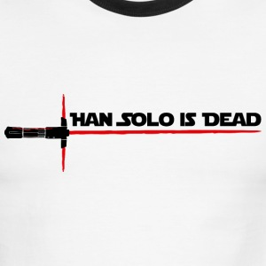 Spoiler Alert! by Rocktane Clothing T-Shirts - Men's Ringer T-Shirt
