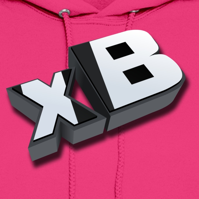 xB 3D (Womens Hoodie 2)