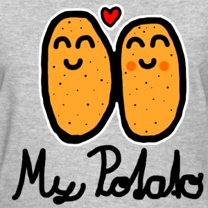 My Potato (Black) - Women's T-Shirt