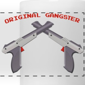 Original Gangster Zappers - Panoramic Mug