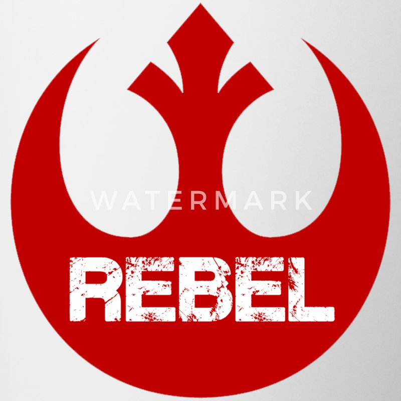 Star Wars Rebel - Contrast Coffee Mug