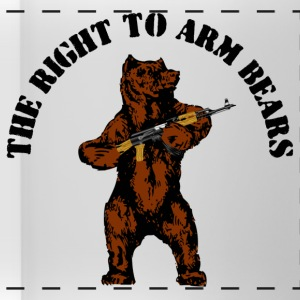 The Right to Arm Bears - Panoramic Mug