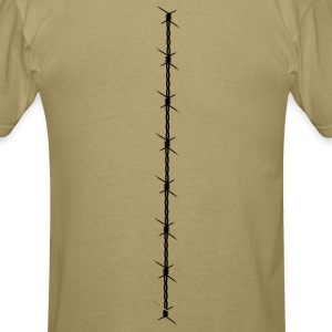 barbwire2 T-Shirts - Men's T-Shirt