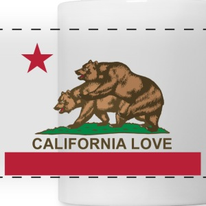 California Love - Panoramic Mug