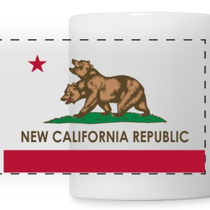 Fallout New California Republic - Panoramic Mug