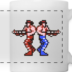 Contra Back to Back - Panoramic Mug