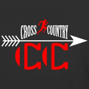 Cross country T-Shirts - Baseball T-Shirt