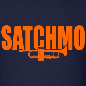 Louis Armstrong Satchmo  - Men's T-Shirt