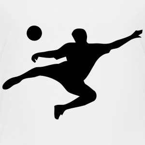 SOCCER KICK Baby & Toddler Shirts - Toddler Premium T-Shirt
