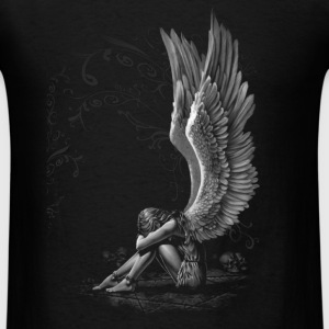 Sad Angel - Men's T-Shirt