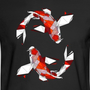 Koi Long Sleeve Shirts - Men's Long Sleeve T-Shirt