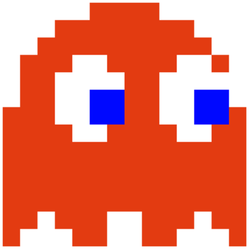 Blinky Red Ghost