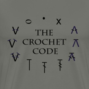 The Crochet Code T-Shirts - Men's Premium T-Shirt