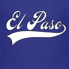 el paso white Baby & Toddler Shirts