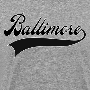 baltimore T-Shirts - Men's Premium T-Shirt