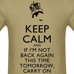 Freddy Mercury Keep Calm T-Shirts - Men's T-Shirt