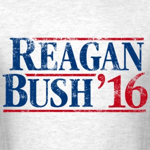Reagan - Bush '16 - Men's T-Shirt