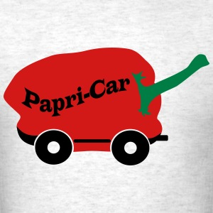 Papri-Car by Claudia-Moda - Men's T-Shirt