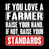 farmer standards tractor sexy,farmers daughter - Men's Premium T-Shirt