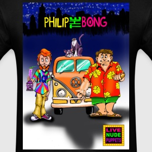 PHILIP THE BONG (FIRST EDITION) T-SHIRT - Men's T-Shirt
