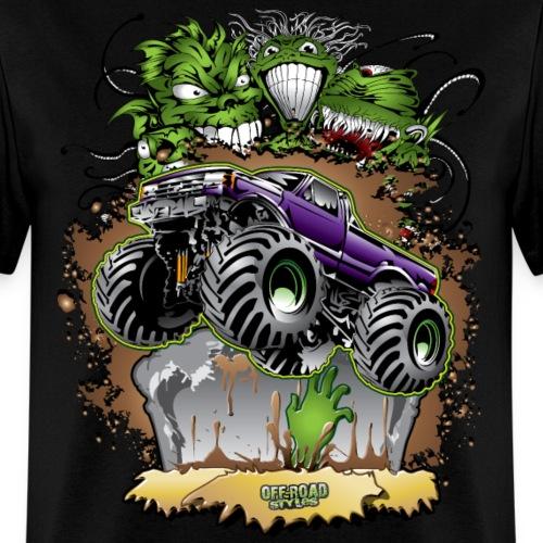 Monster Zombie Truck