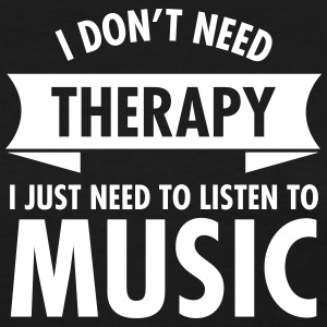 Therapy - Music Women's T-Shirts - Women's T-Shirt