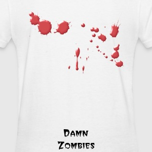 Damn Zombies - Women's T-Shirt