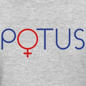 POTUS change colors women's tee Hillary 2016 - Women's T-Shirt