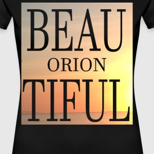 BEAUTIFUL Women's T-Shirts - Women's Premium T-Shirt