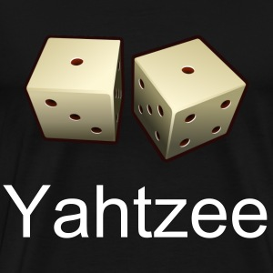 Yahtzee - Men's Premium T-Shirt