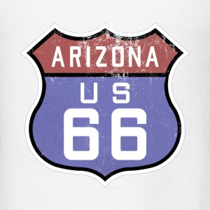 route-66 T-Shirts - Men's T-Shirt