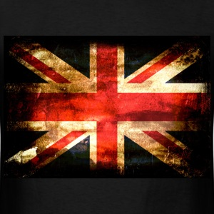 United Kingdom Flag- T-Shirts - Men's T-Shirt