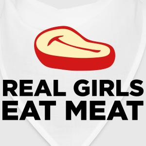 Real Girls Eat Meat Caps - Bandana
