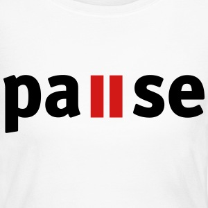 pause Long Sleeve Shirts - Women's Long Sleeve Jersey T-Shirt