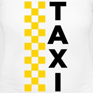 New York Taxi Women's T-Shirts - Women's Maternity T-Shirt