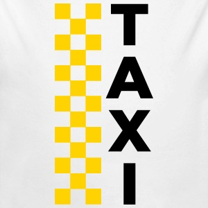 New York Taxi Baby Bodysuits - Long Sleeve Baby Bodysuit