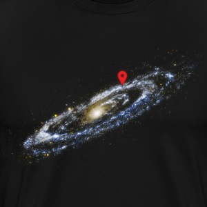 You Are Here! - Men's Premium T-Shirt