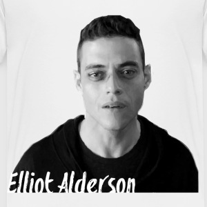 Mr. Robot – Elliot Alders Baby & Toddler Shirts - Toddler Premium T-Shirt