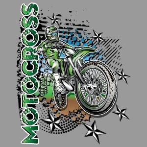 Kawasaki Dirt Bike Shirt