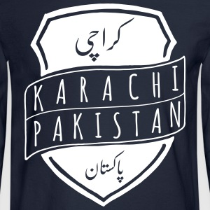 Karachi Long Sleeve Shirts - Men's Long Sleeve T-Shirt