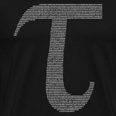 Tau By Numbers T-Shirts