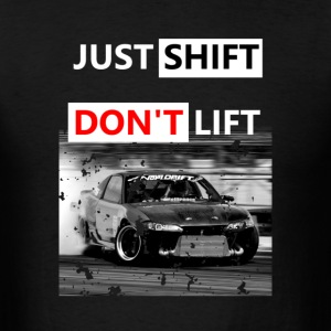 Just Shift - Men's T-Shirt