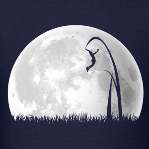 Moonlight Bouldering & Climbing Tee - Men's T-Shirt