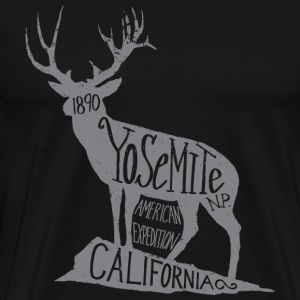 Yosemite Label - Men's Premium T-Shirt