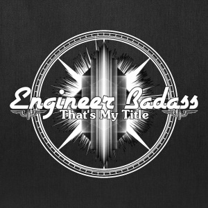 Engineer Badass Tote Bag - Tote Bag